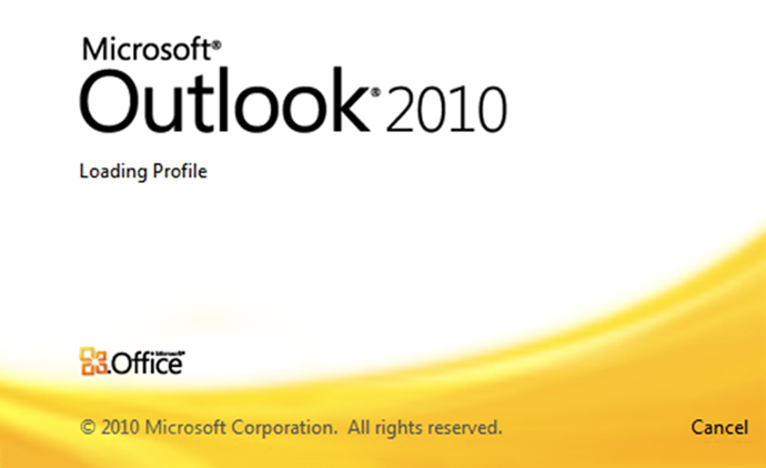 Outlook 2010 e-Mail Kurulumu