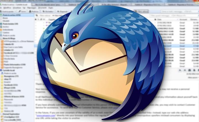 Mozilla Thunderbird e-Mail Kurulumu