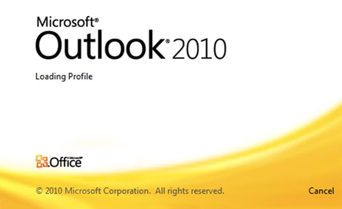 Outlook 2010 e-Mail Kurulumu
